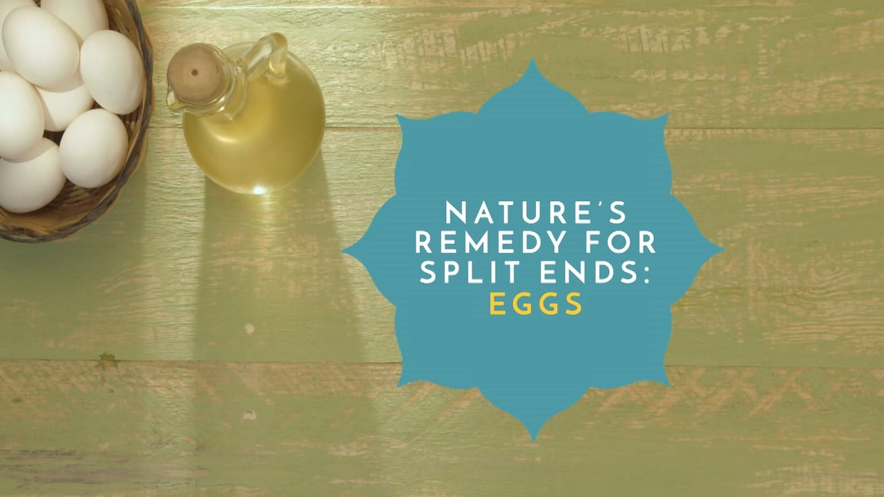 HairSutras : Egg & Coconut Oil