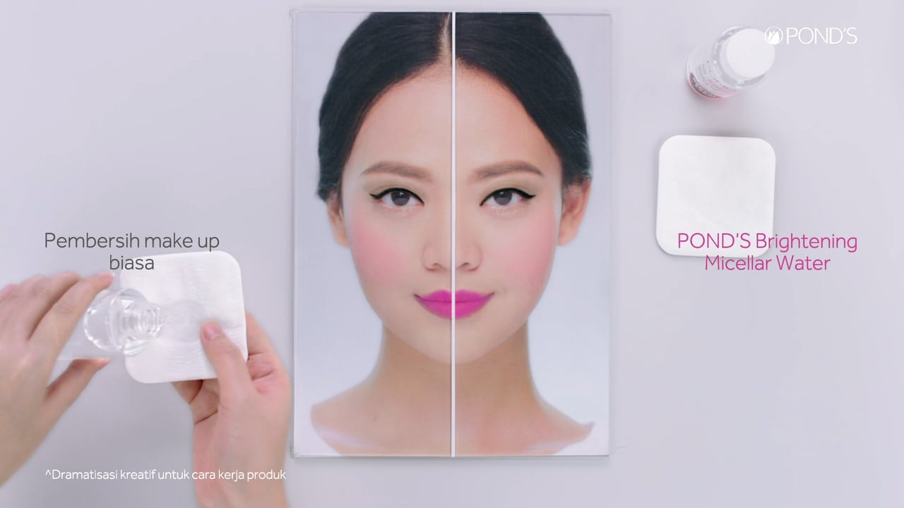 PONDS MICELLAR WATER / INDONESIA