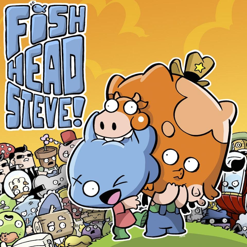 FISH-HEAD STEVE