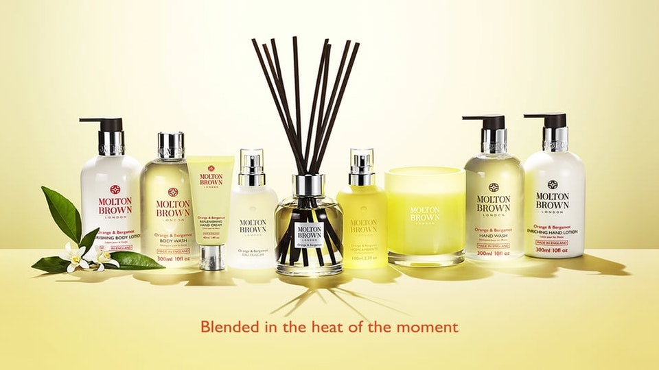 MOLTON BROWN - AWAKEN THE SPIRIT OF SEVILLE