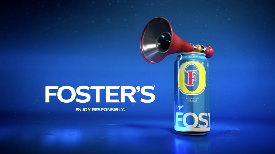 Foster's -Fans of Friday
