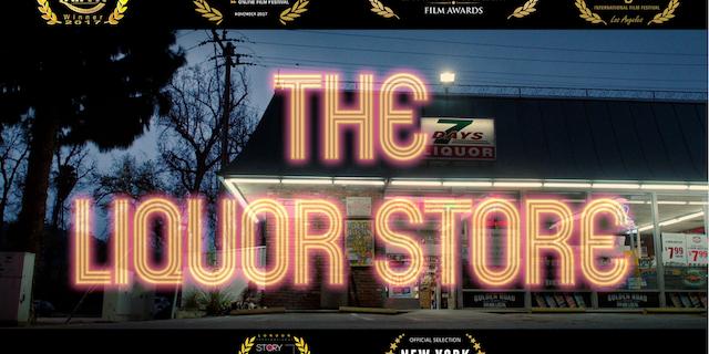 SHORT FILM: 'The Liquor Store'