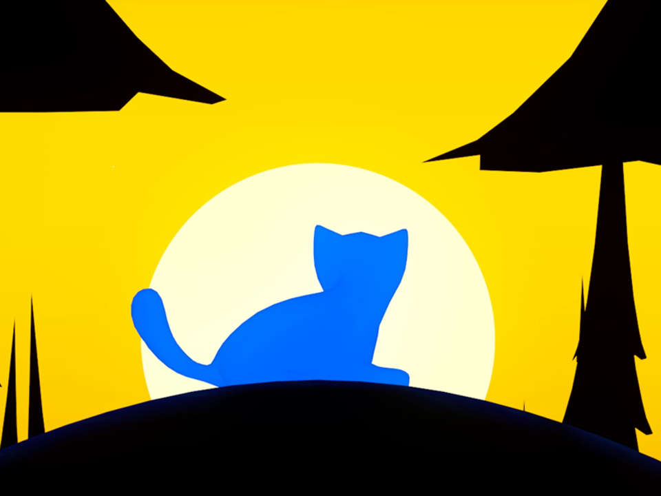 Bora Demirbilek   Portfolio - Kafka the Cat   CHARACTER DESIGN