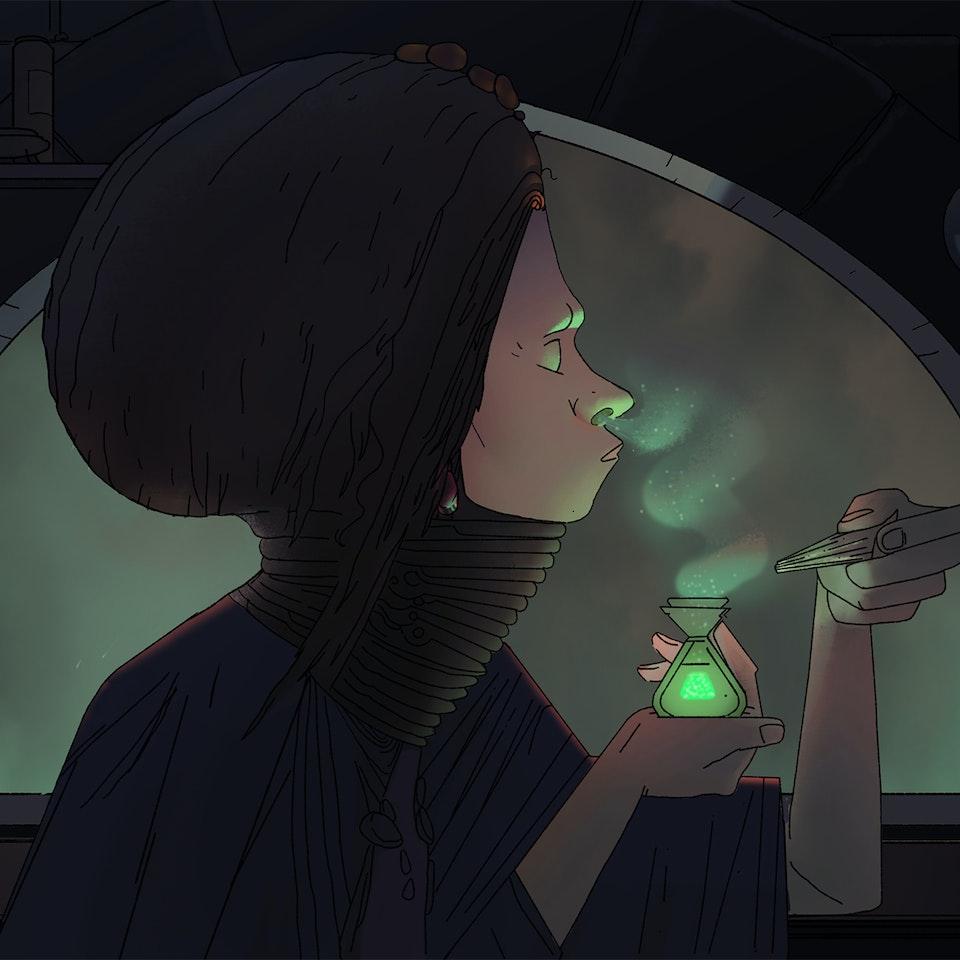 Character Design alchemist_pr_1
