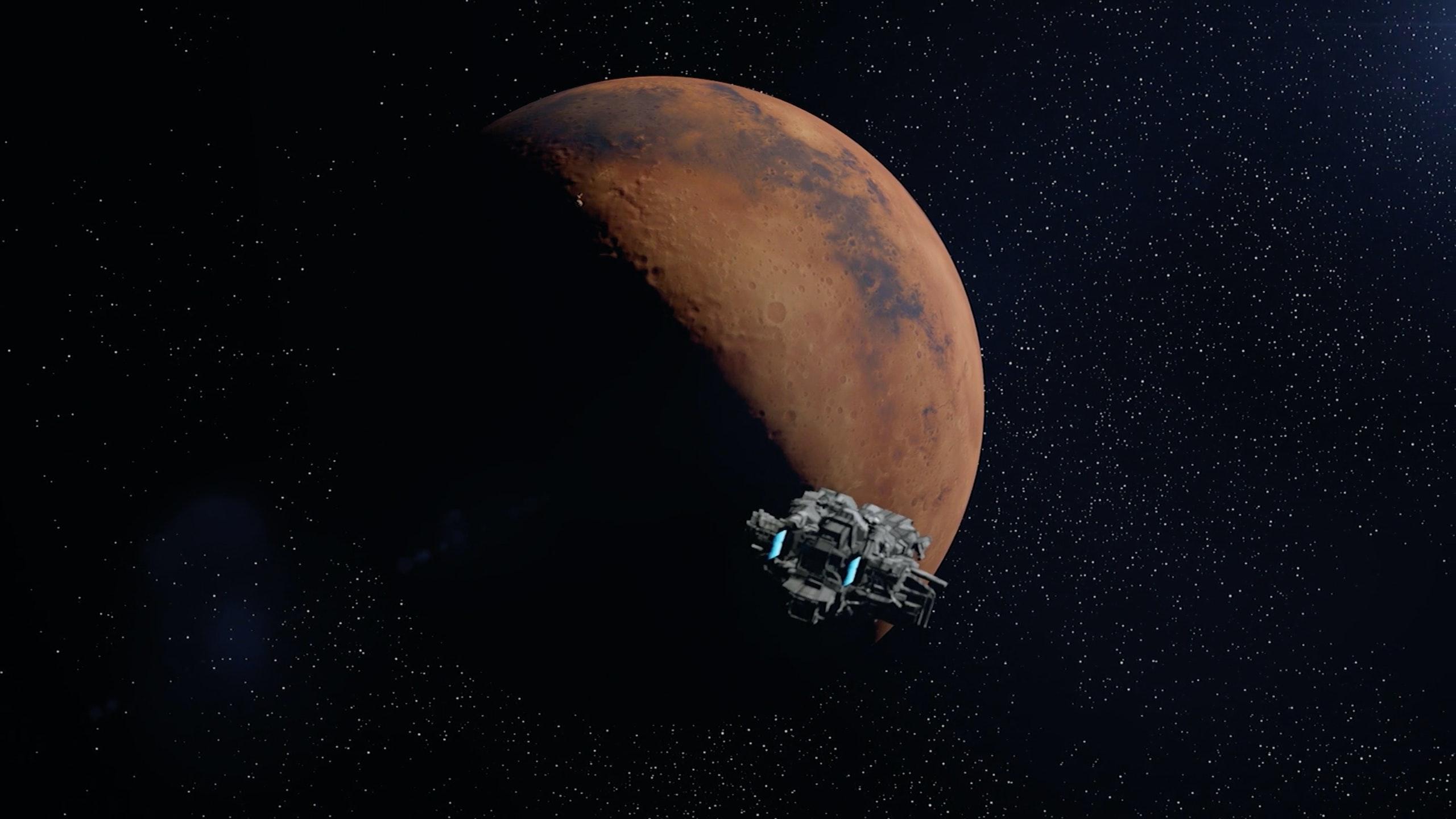Lander  |  VISUAL DEVELOPMENT