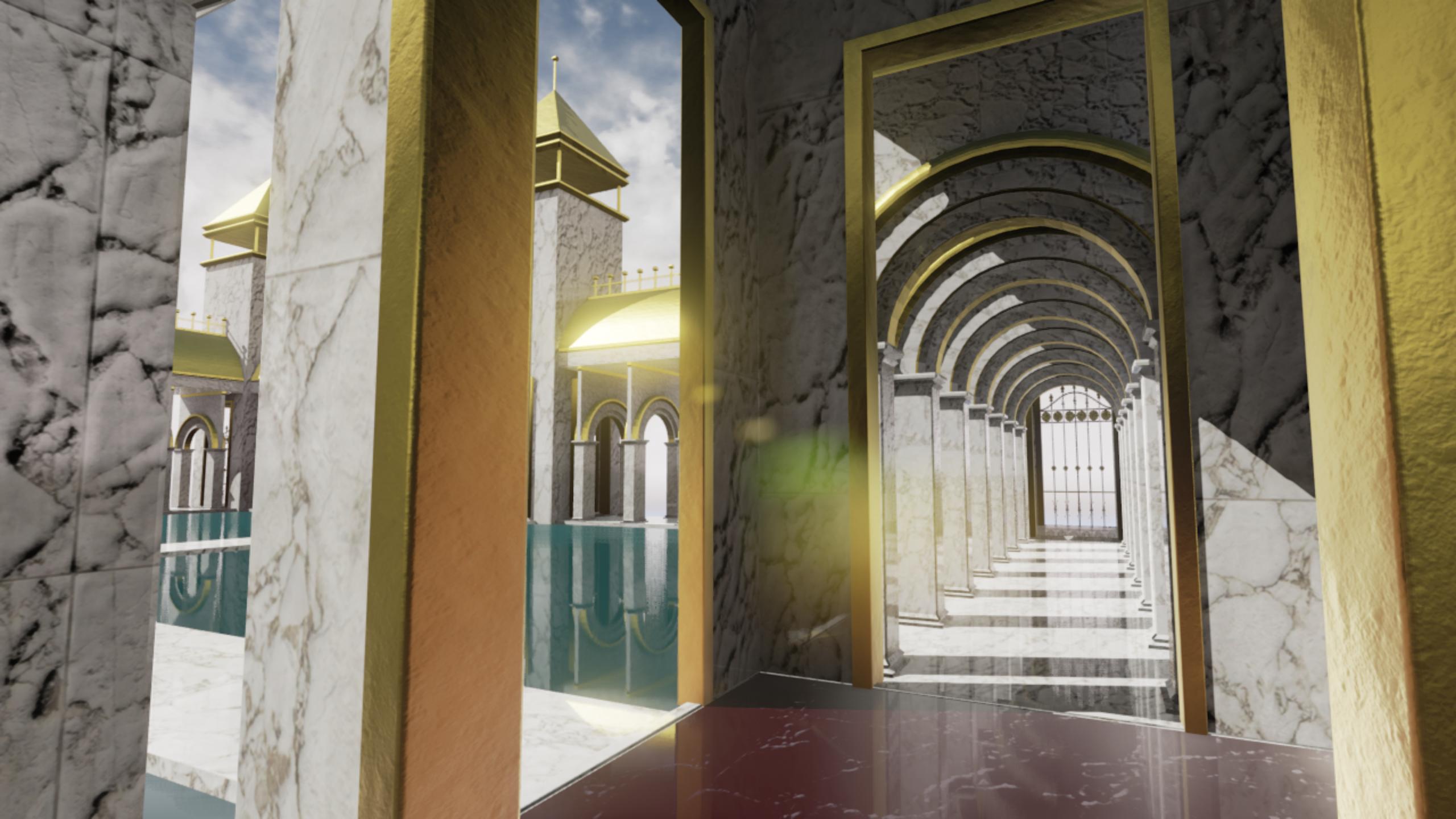Bora Demirbilek | Portfolio - golden palace