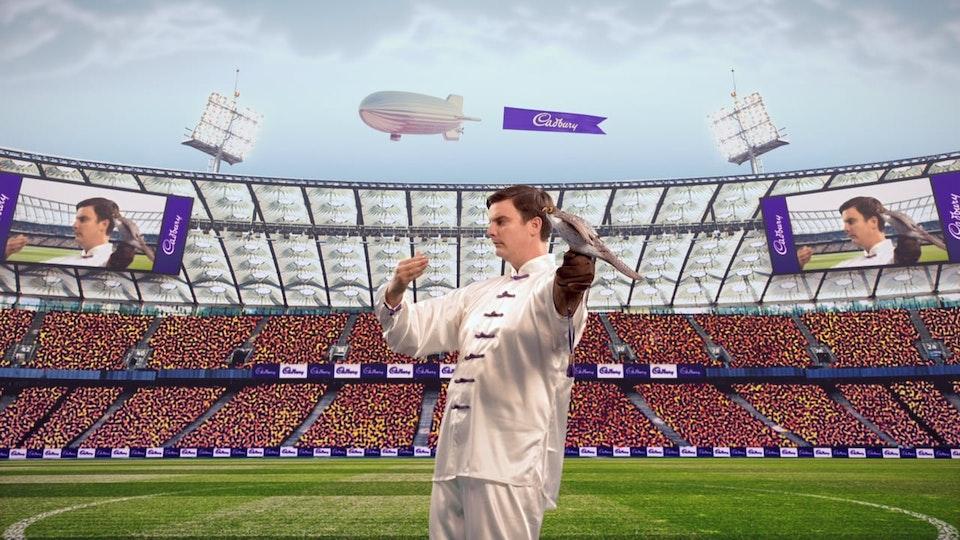 Cadbury 'Joynormous' TVC
