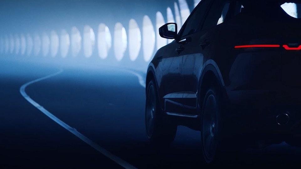 Jaguar E-PACE TVC & Online Content