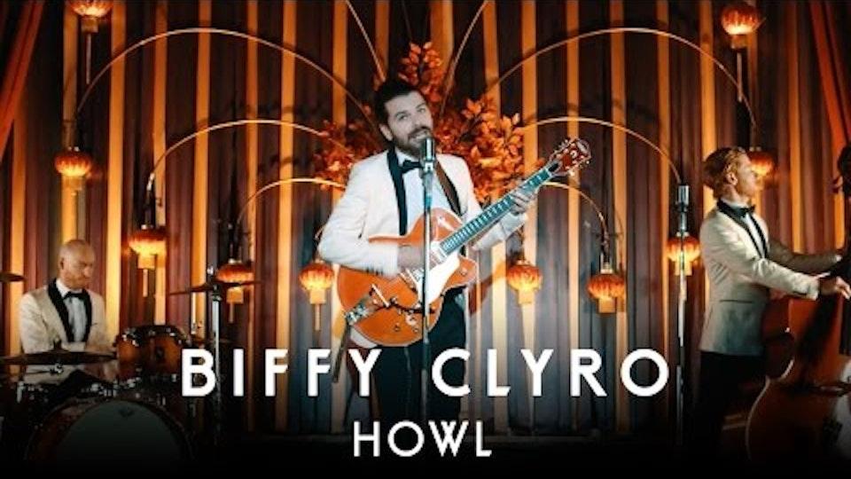 Biffy Clyro 'Howl' (Warner Music)