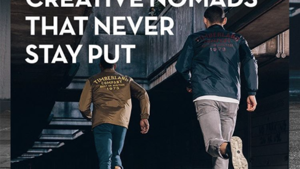 Timberland Online Branded Content