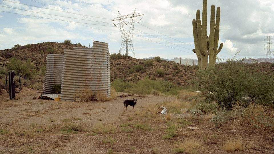 Arizona Badlands
