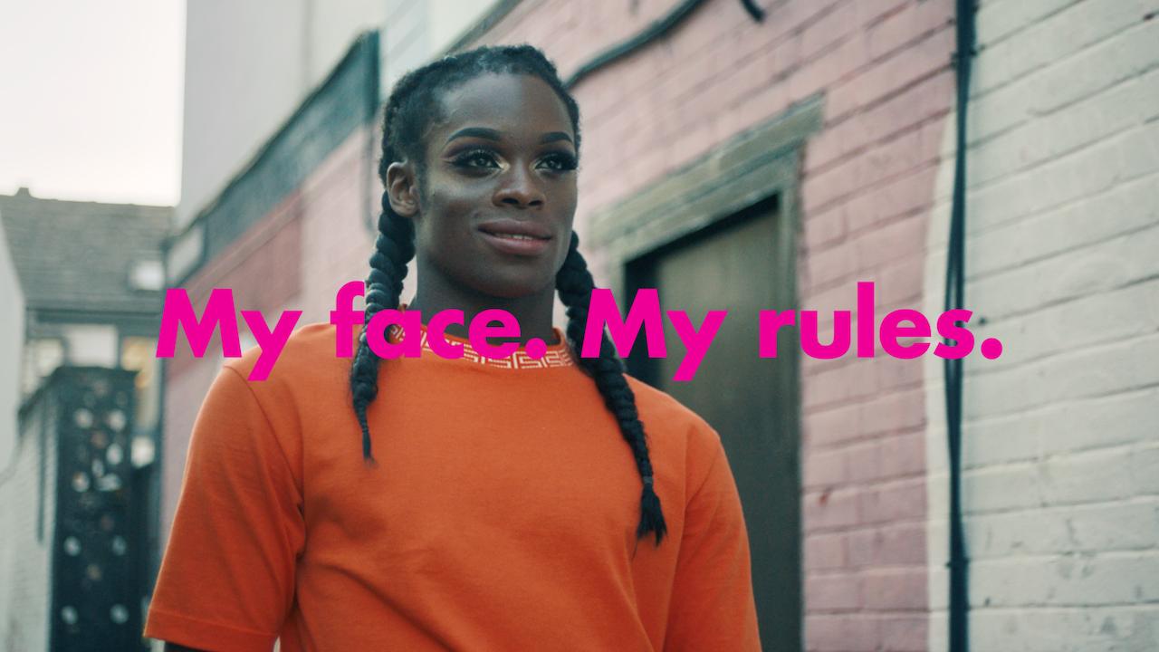 Sleek / My Face My Rules -