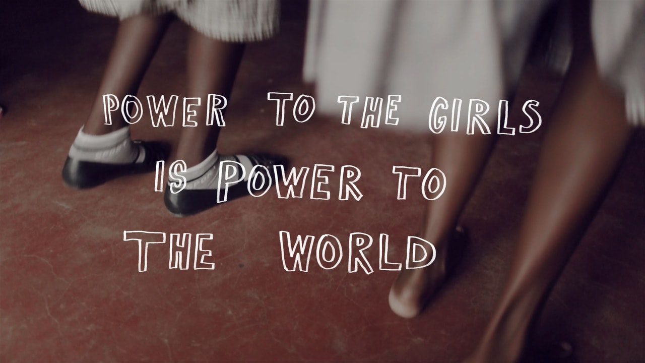 Chime For Change / Power to the Girls -