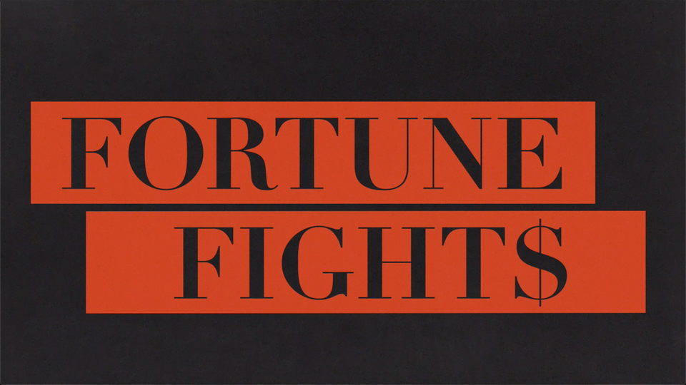 "Reelz ""Fortune Fights"""