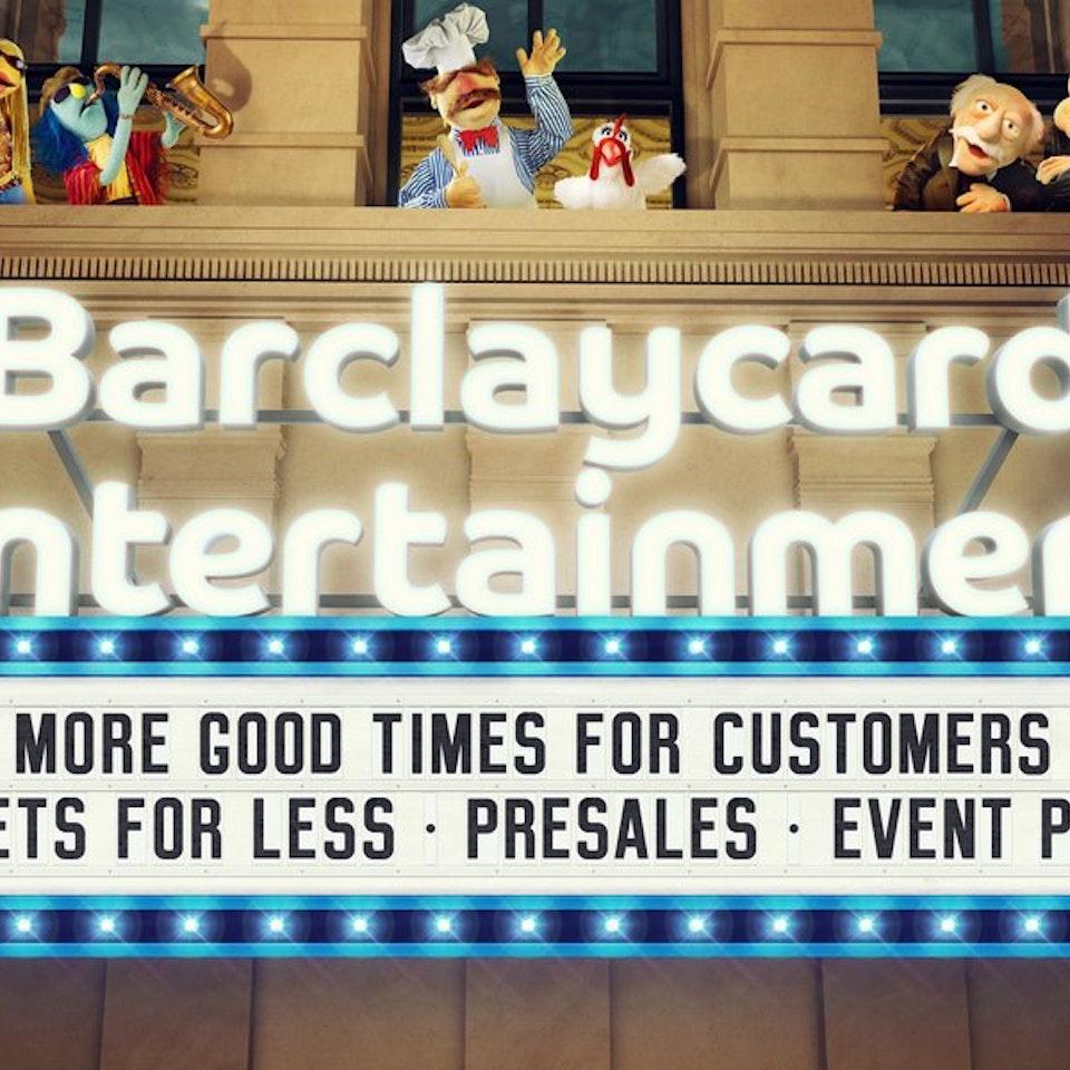 REZALOM - Barclaycard Entertainment