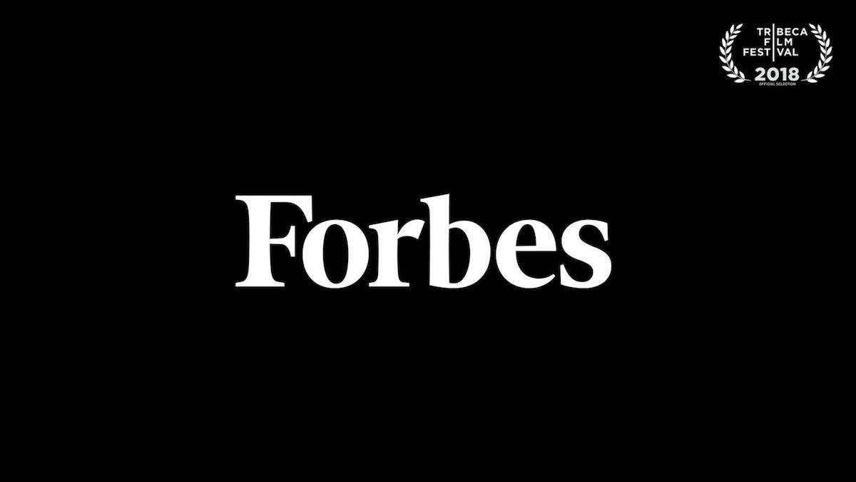 Forbes, Tribeca Film Festival