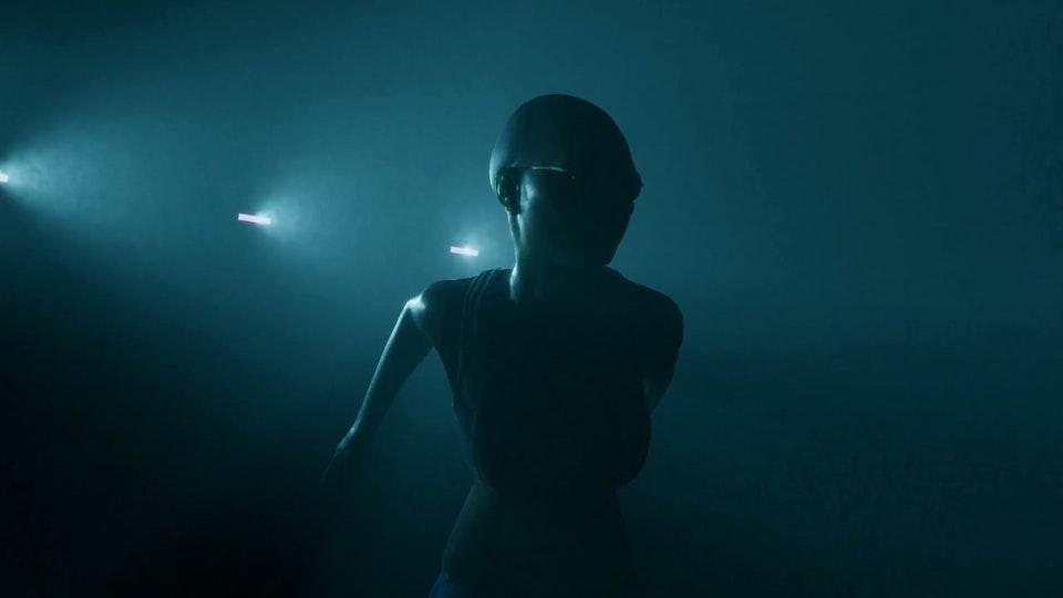 Generative Music Videos