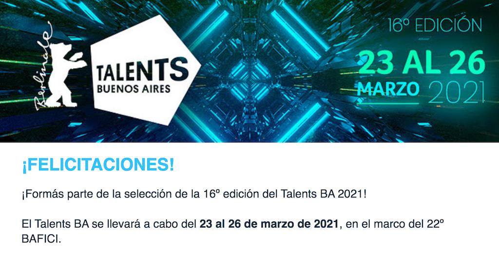 Talents!