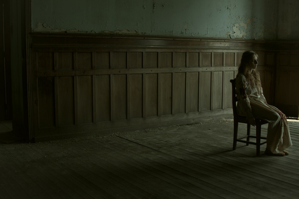 """THE REGRET"" experimental film"