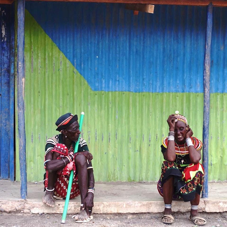 Lake Turkana Wind Power Kargi residents