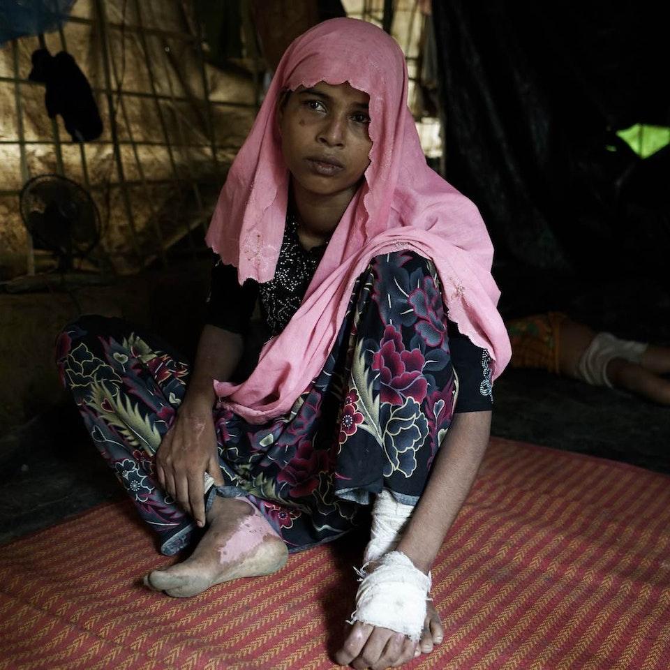 Shafiur Rahman - BBC World Service: how Tula Toli massacre was preplanned