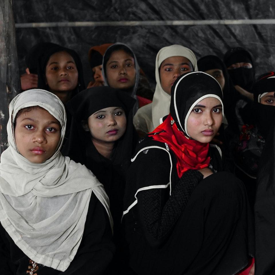 Shafiur Rahman - Rohingya Testimony