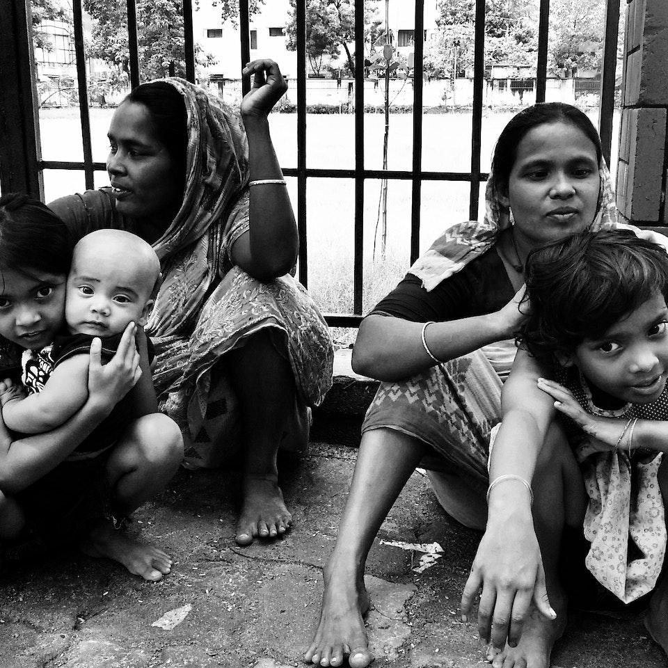 Shafiur Rahman - Invisibility and Poverty