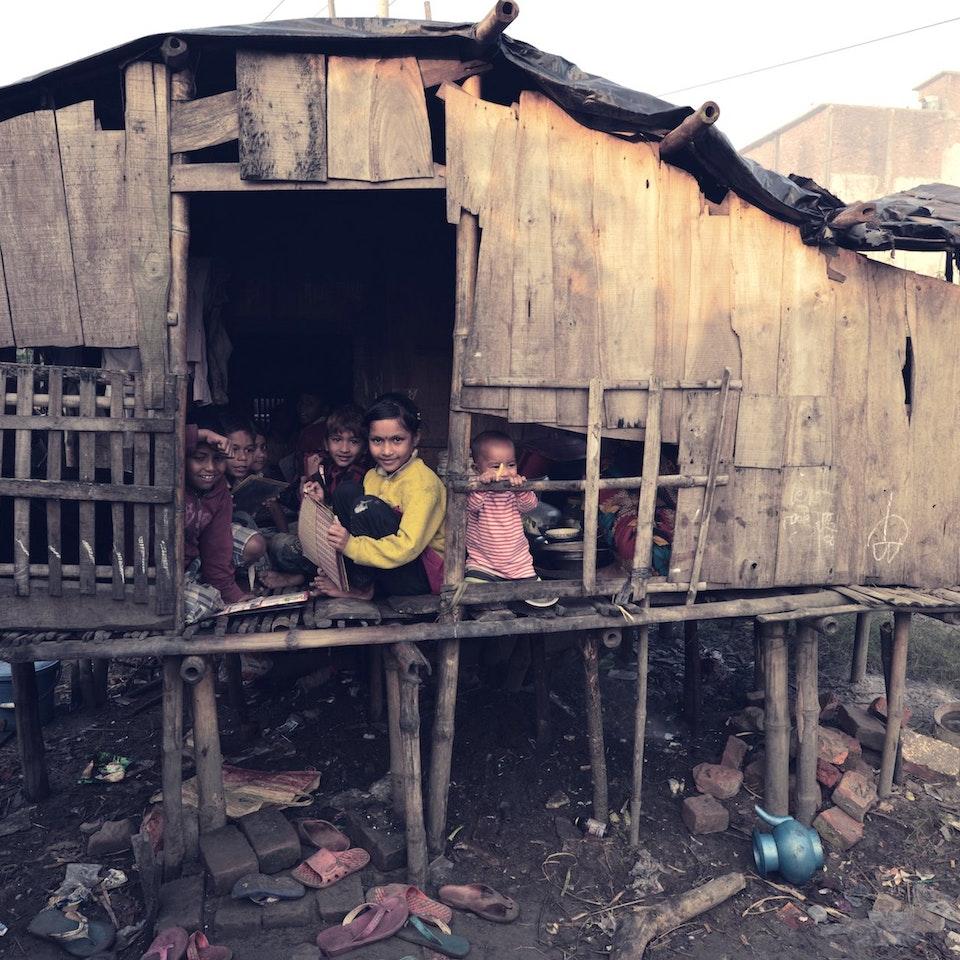 Shafiur Rahman - Rivery Gypsy school