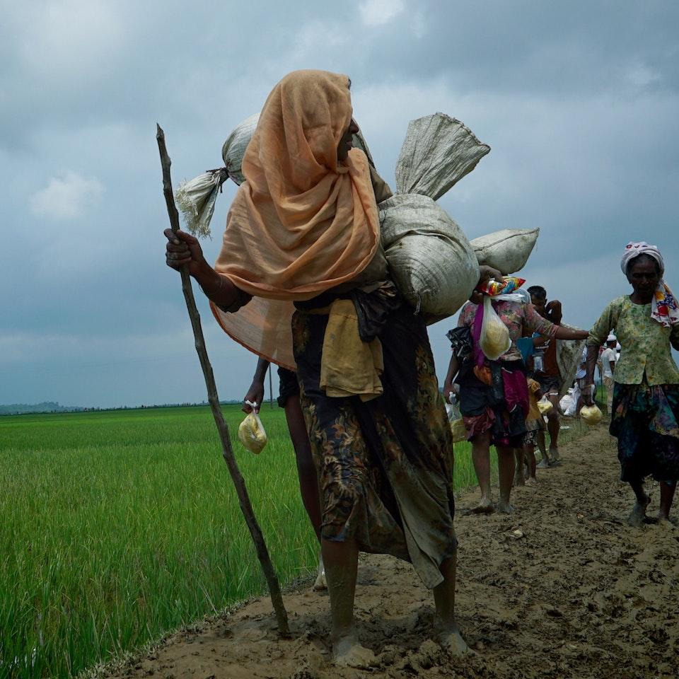 Shafiur Rahman - Rohingya exodus continues
