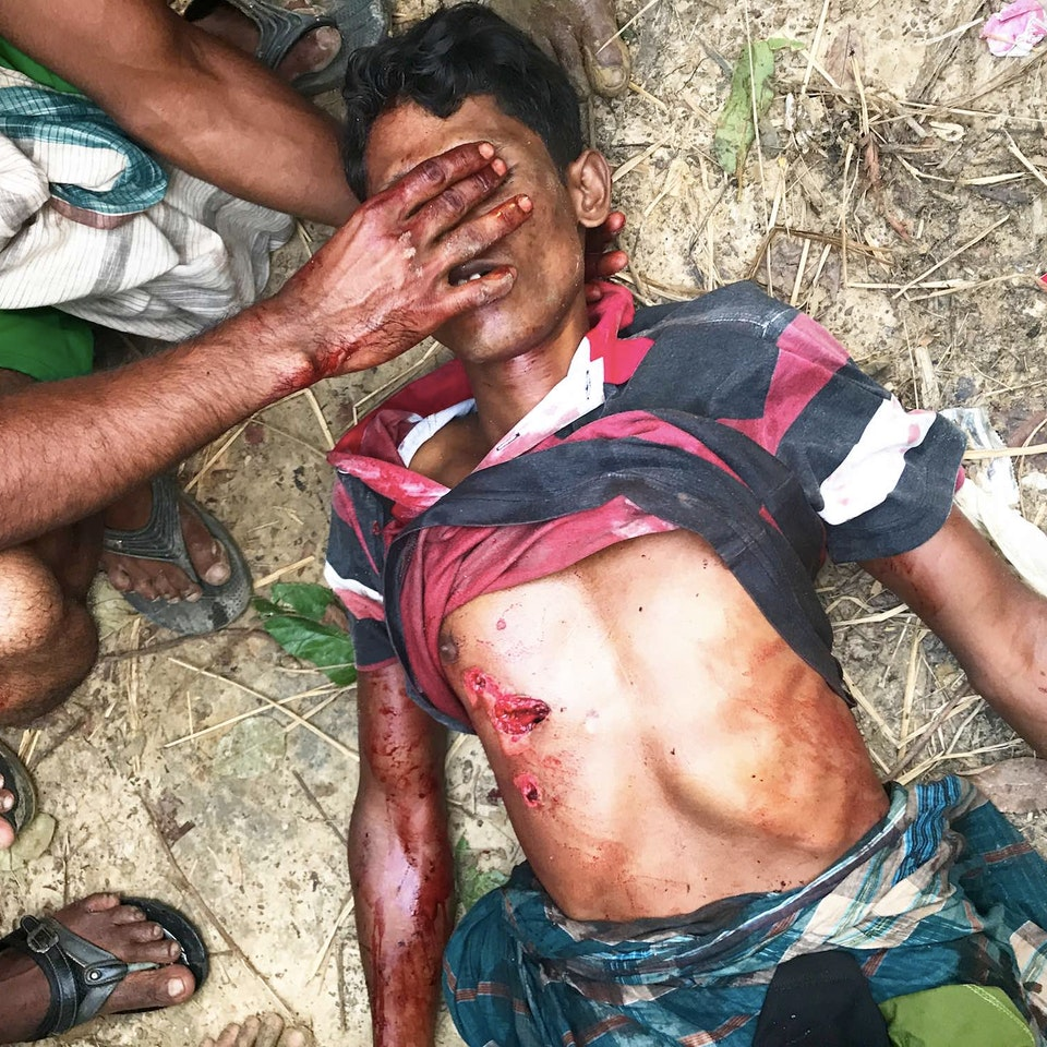 Shafiur Rahman - Surviving a Massacre