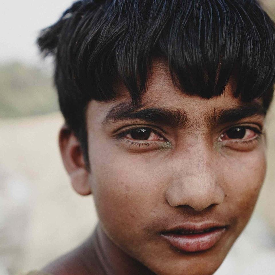 Shafiur Rahman - Rohingya kids & recycling