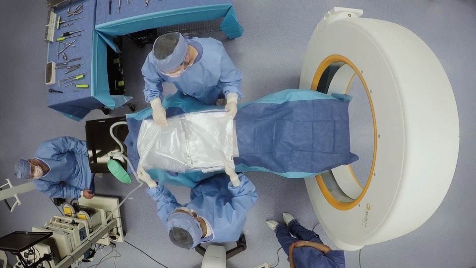 Documentation of a Spine Surgery