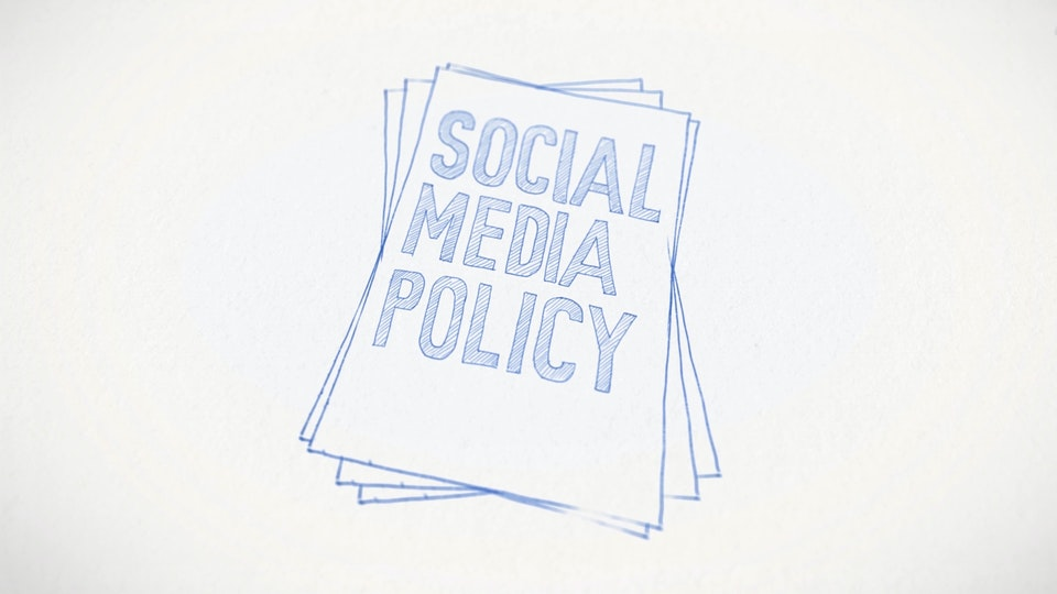 Explainer about Social Media Policy