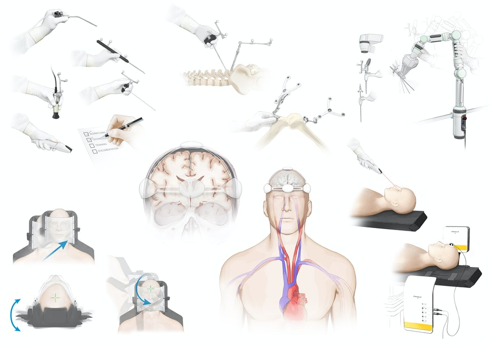 Illustrations for Medical Technology