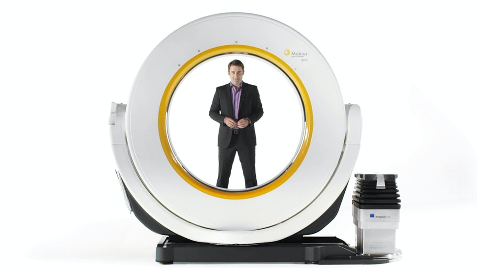 Demo Video for CT Scanner