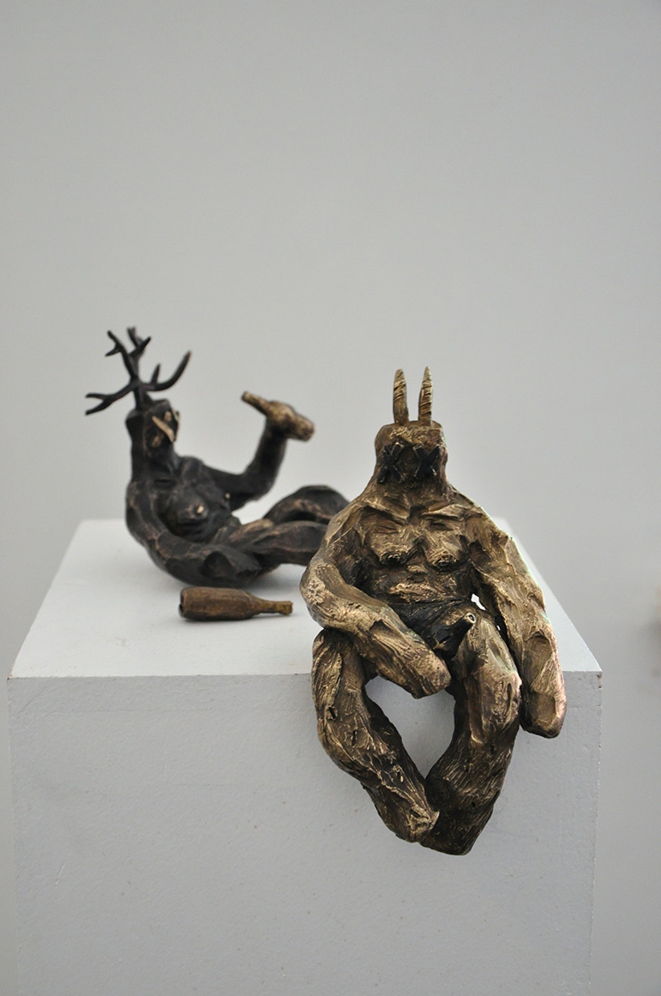 Alchemical Bronze Casting - Linda Vilka