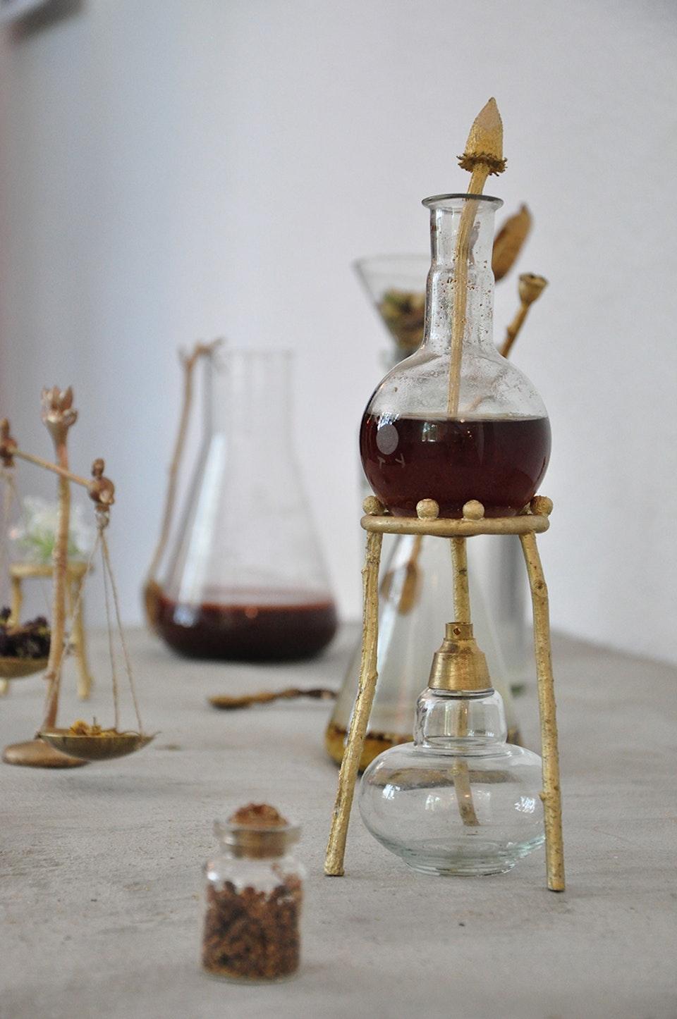 Alchemical Bronze Casting - Eglė Širvytė, Greta Žeronaitė
