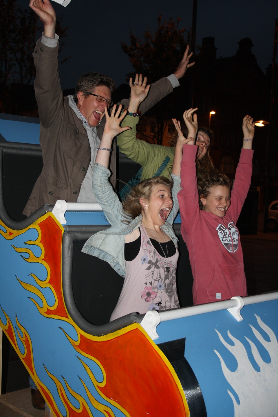 Static Rollercoaster Photobooth