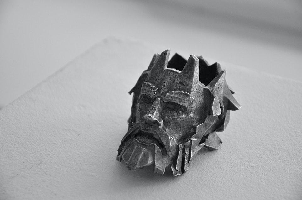 Alchemical Bronze Casting - Jokūbas Bernotas