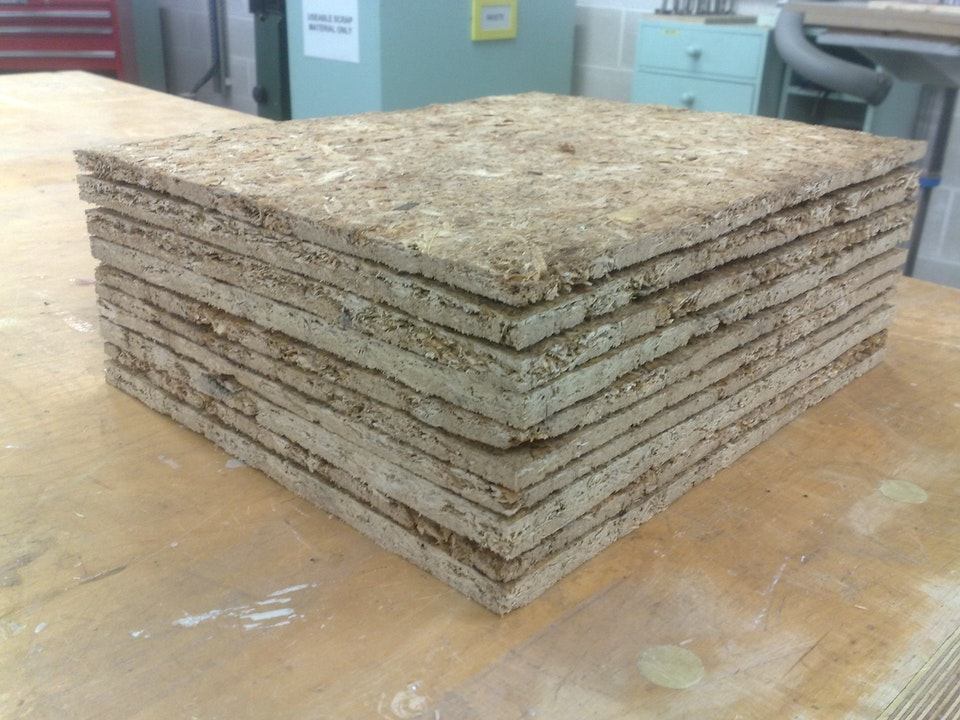 Artisan White Poplar Chipboard