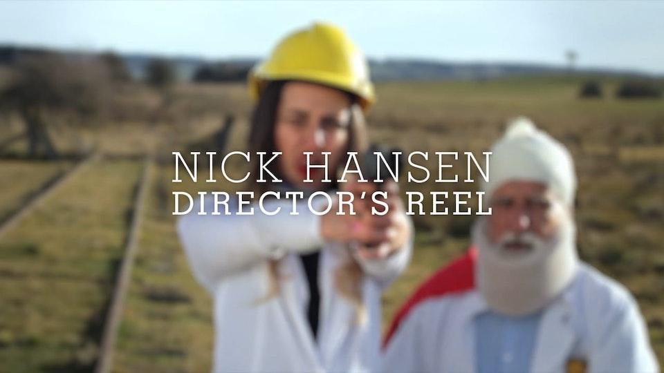 Nick Hansen Director Portfolio