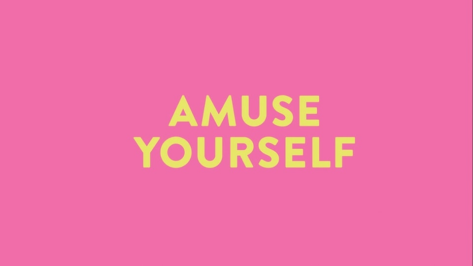 Comedy Central - Amuse Yourself