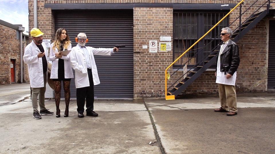 The Film Lab Pilot Series