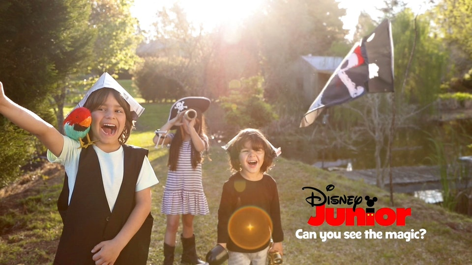 Disney Junior Cinemagraphs Compile