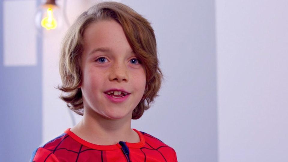 Spider-man Room Makeover