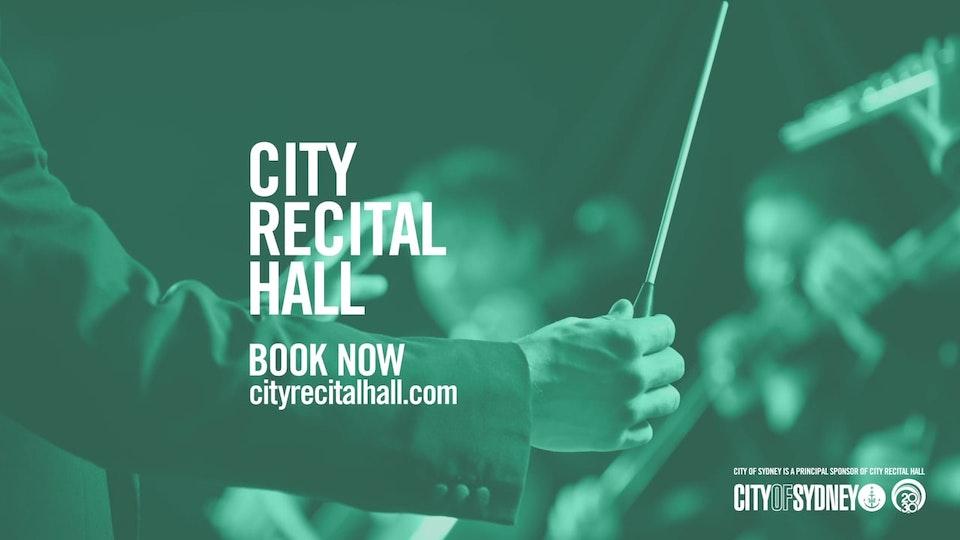 City Recital Hall TVC