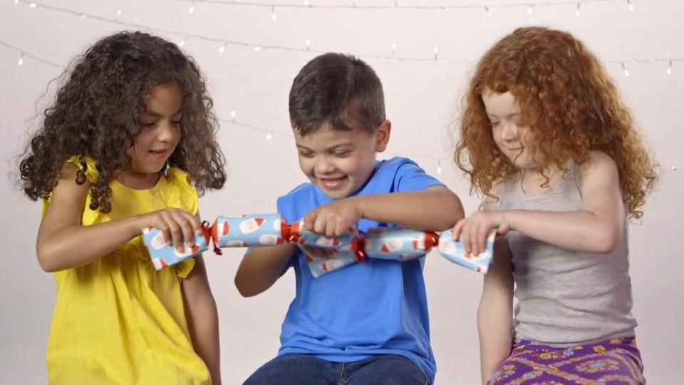 Disney Junior Christmas Campaign