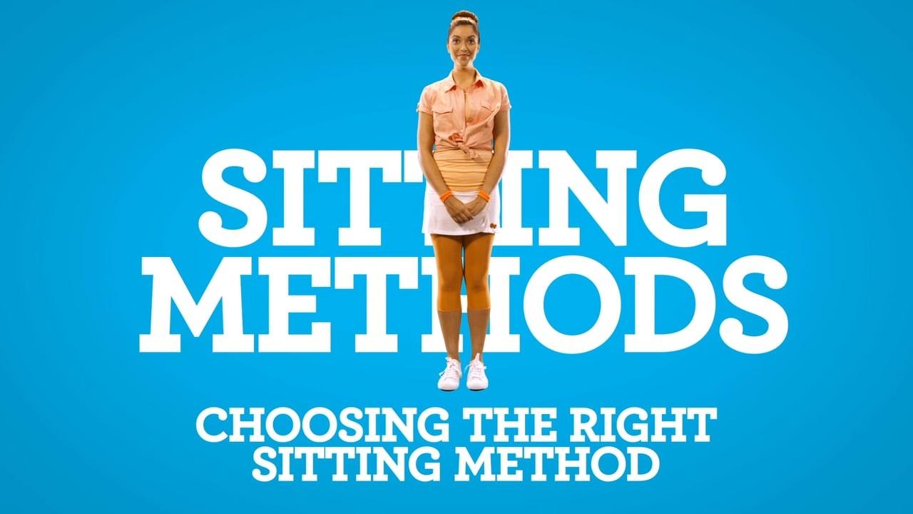 "Nickelodeon Binge-Athlon - ""Sitting Methods"""
