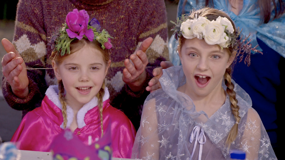 Disney Frozen Birthdays TVC