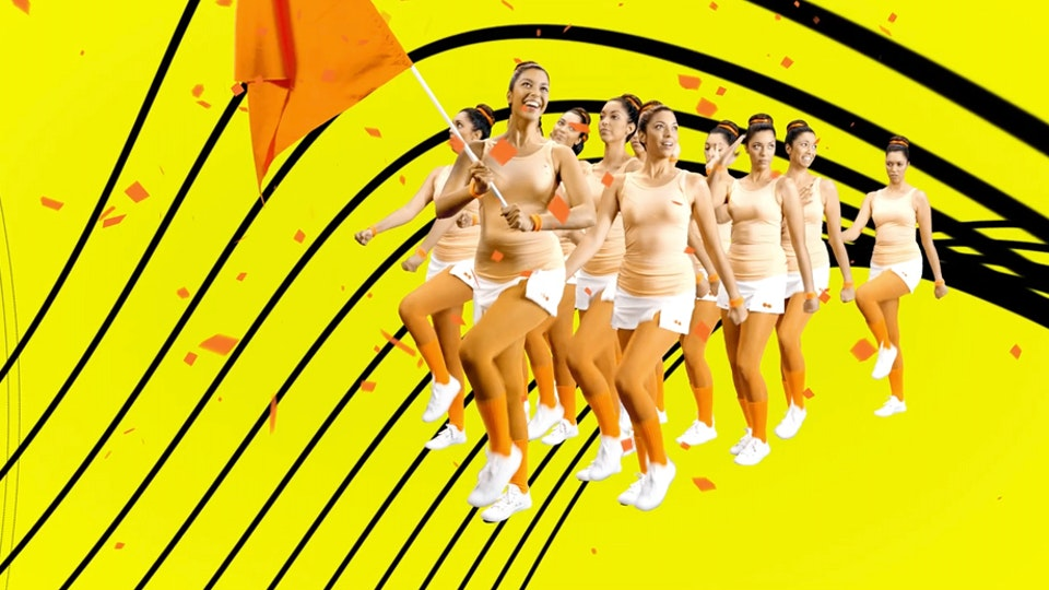 Nickelodeon Bingeathlon Campaign